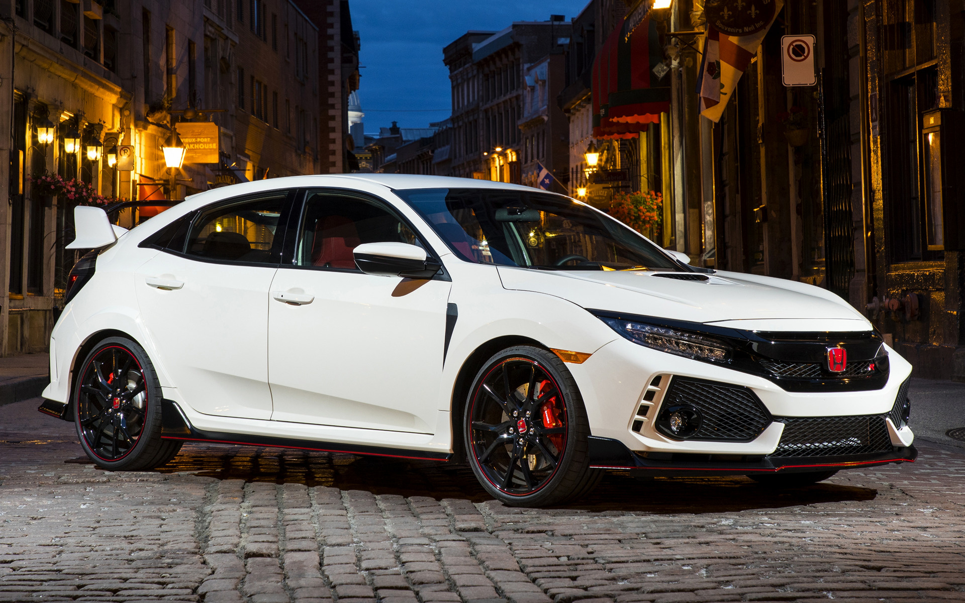 honda civic type r (2018) us wallpapers and hd images - car pixel