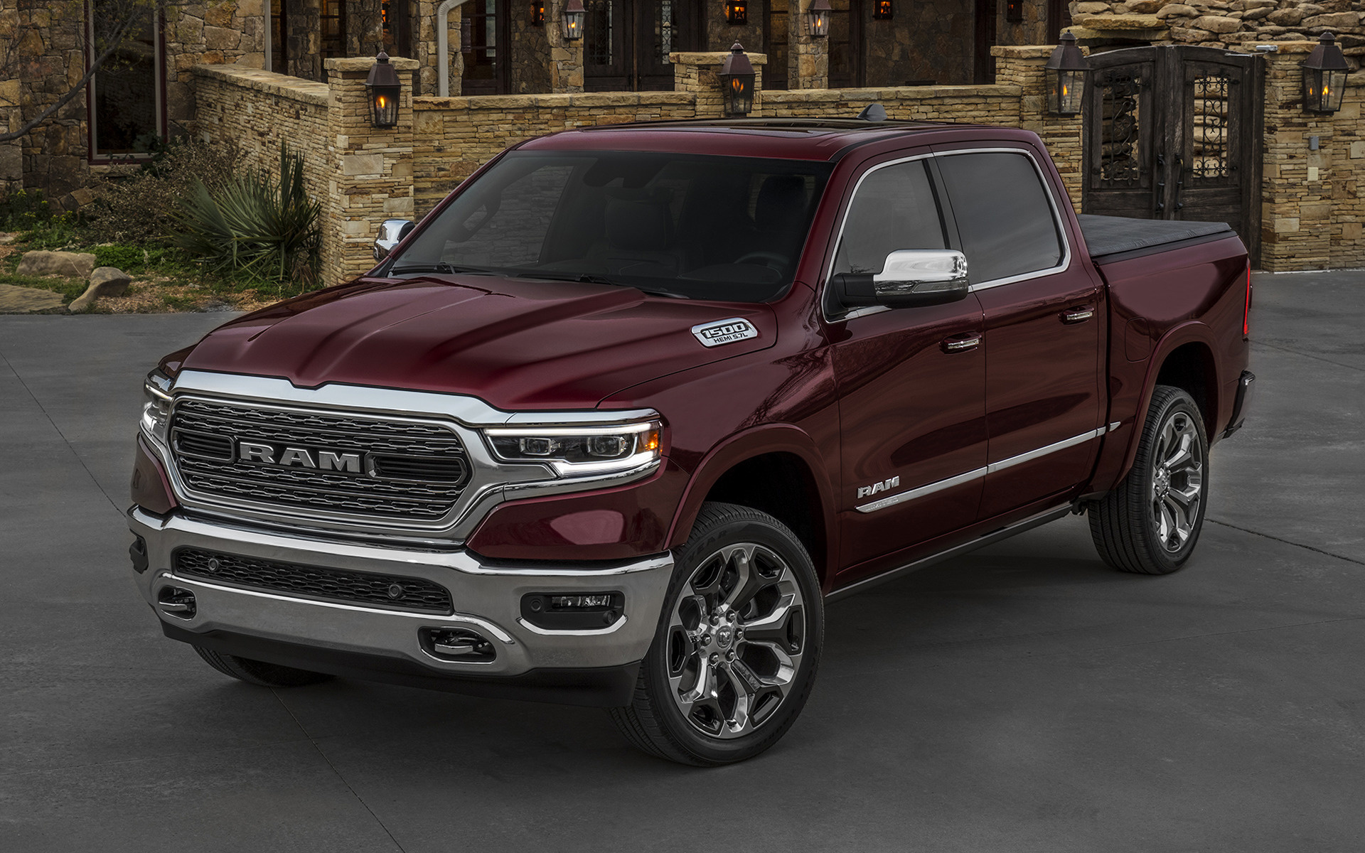 2019 Ram 1500 Limited Crew Cab Short Wallpapers And Hd Images