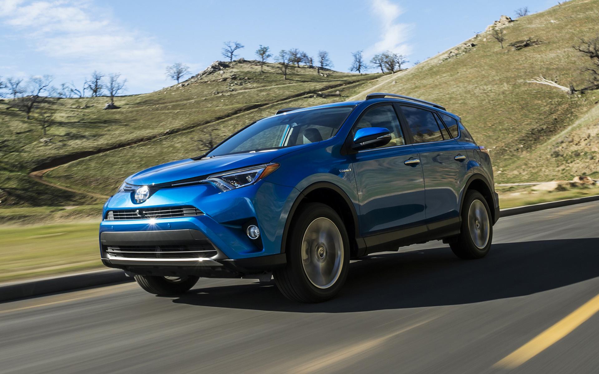 2016 Toyota RAV4 Hybrid (US)