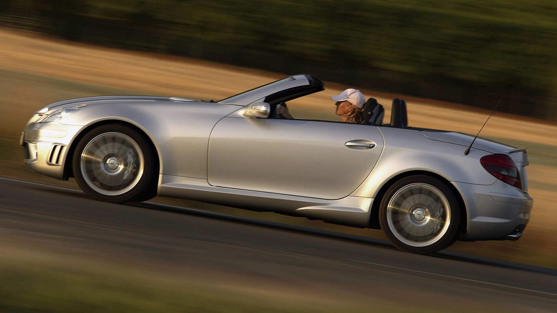 Mercedes benz slk 55 amg 2004 wallpapers and hd images for Mercedes benz slk 55 amg special edition