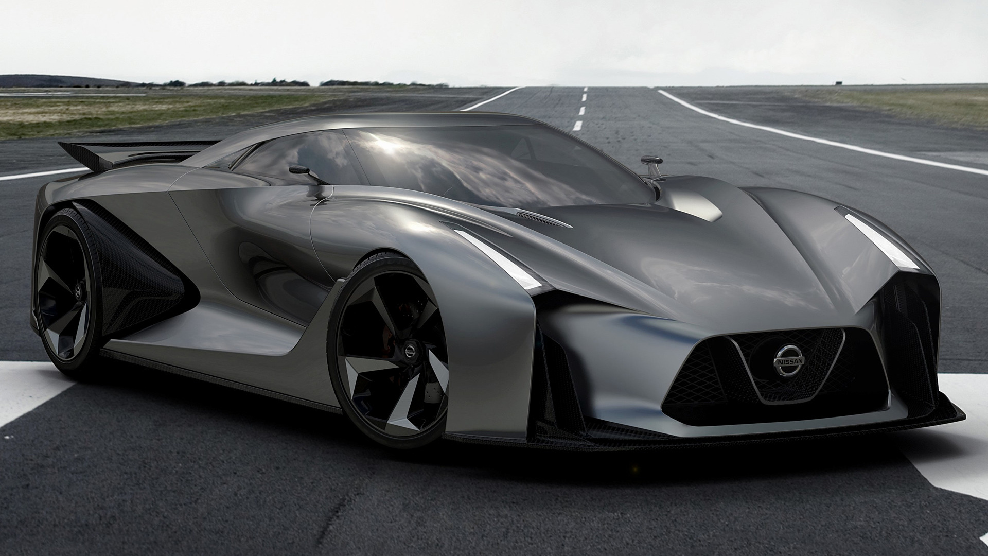 2014 Nissan Concept 2020 Vision Gran Turismo - Wallpapers and HD Images | Car Pixel