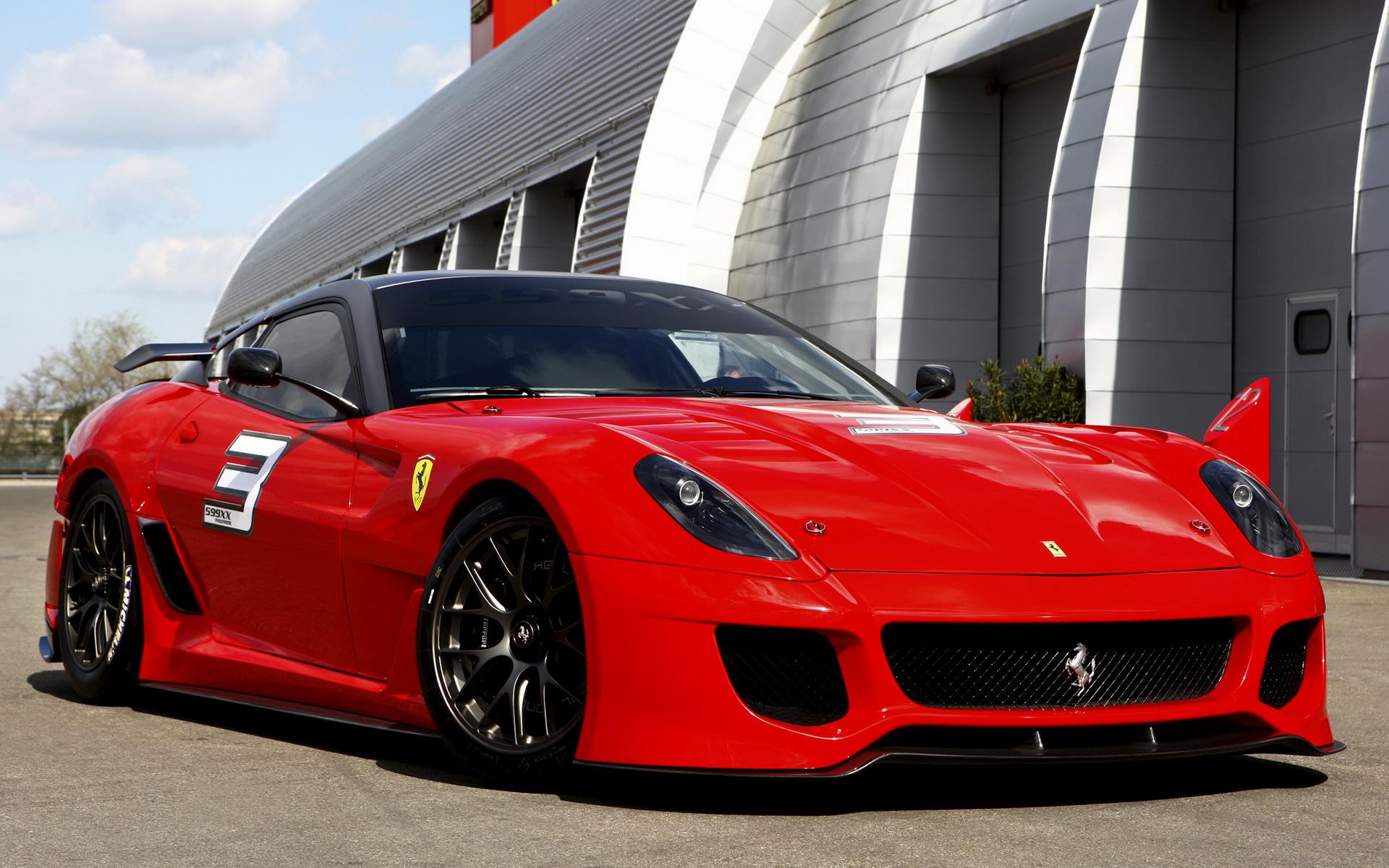 41+ Ferrari 599Xx Wallpaper  Images