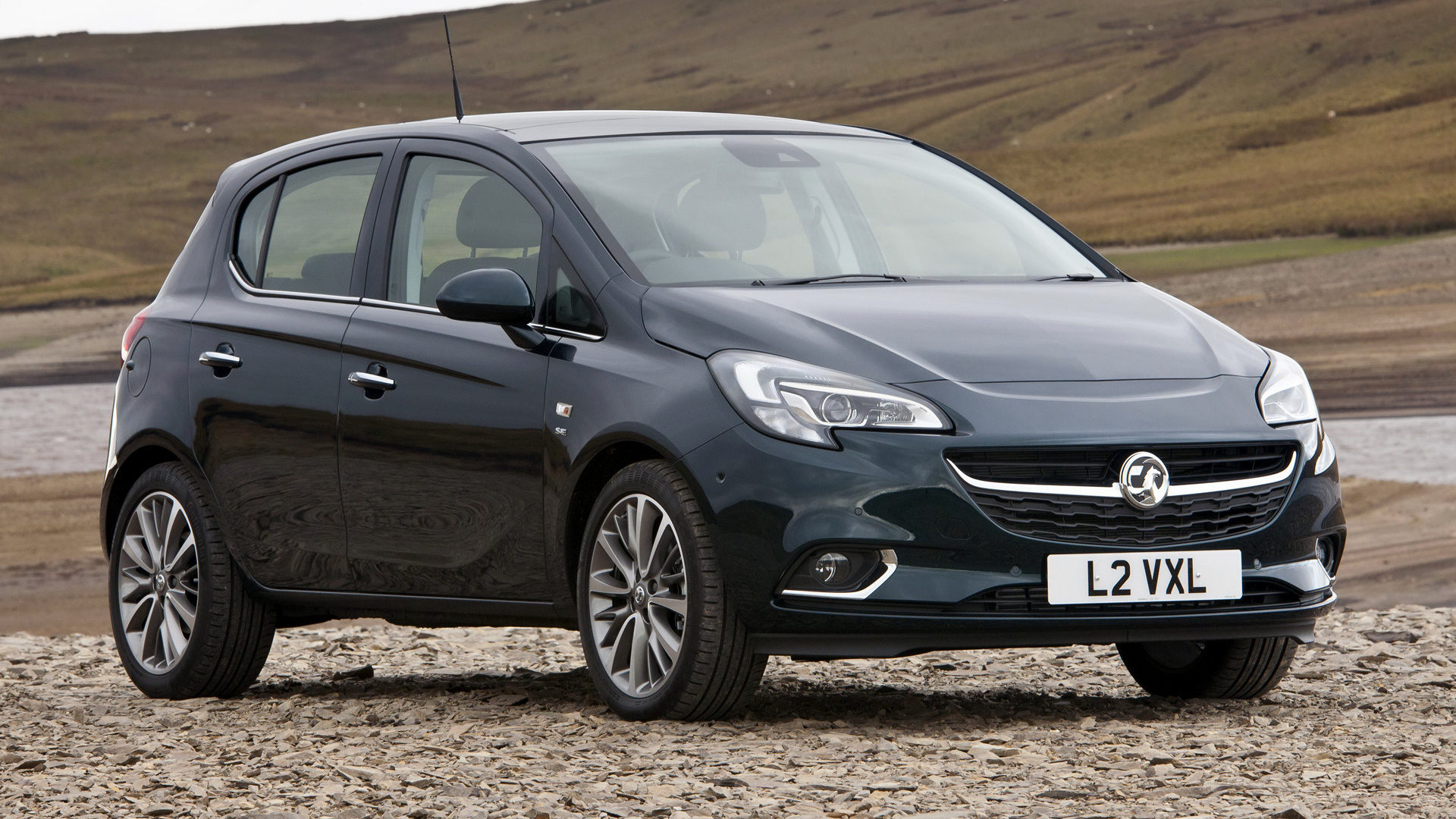 HD 169 & Vauxhall Corsa SE 5-door (2014) Wallpapers and HD Images - Car Pixel