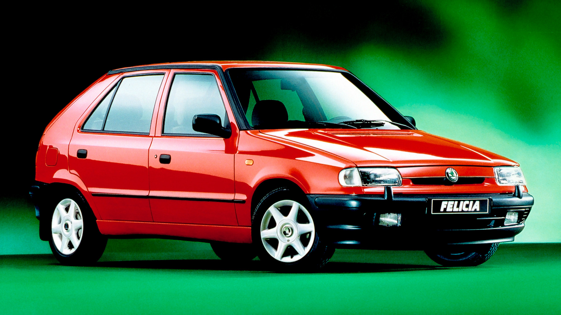 1994 Skoda Felicia Wallpapers And Hd Images Car Pixel