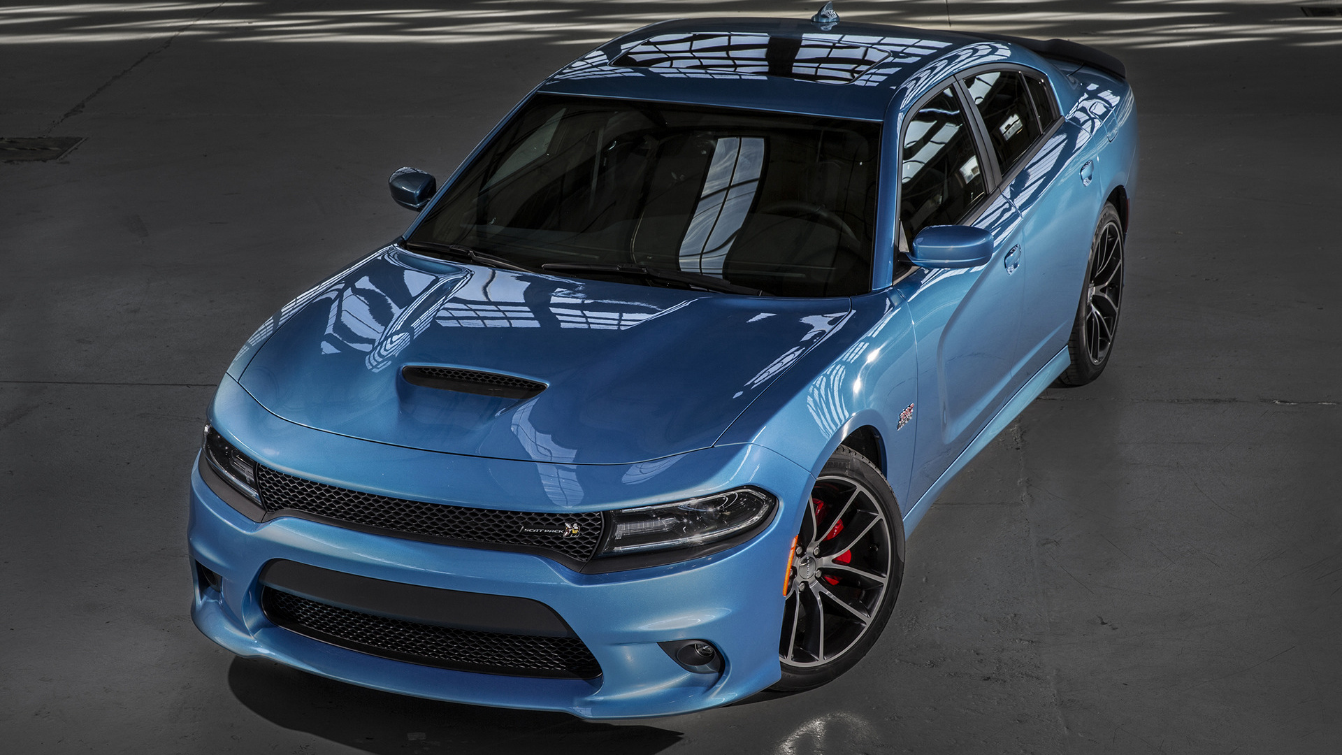 Dodge Charger R T Scat Pack Wallpaper Hd