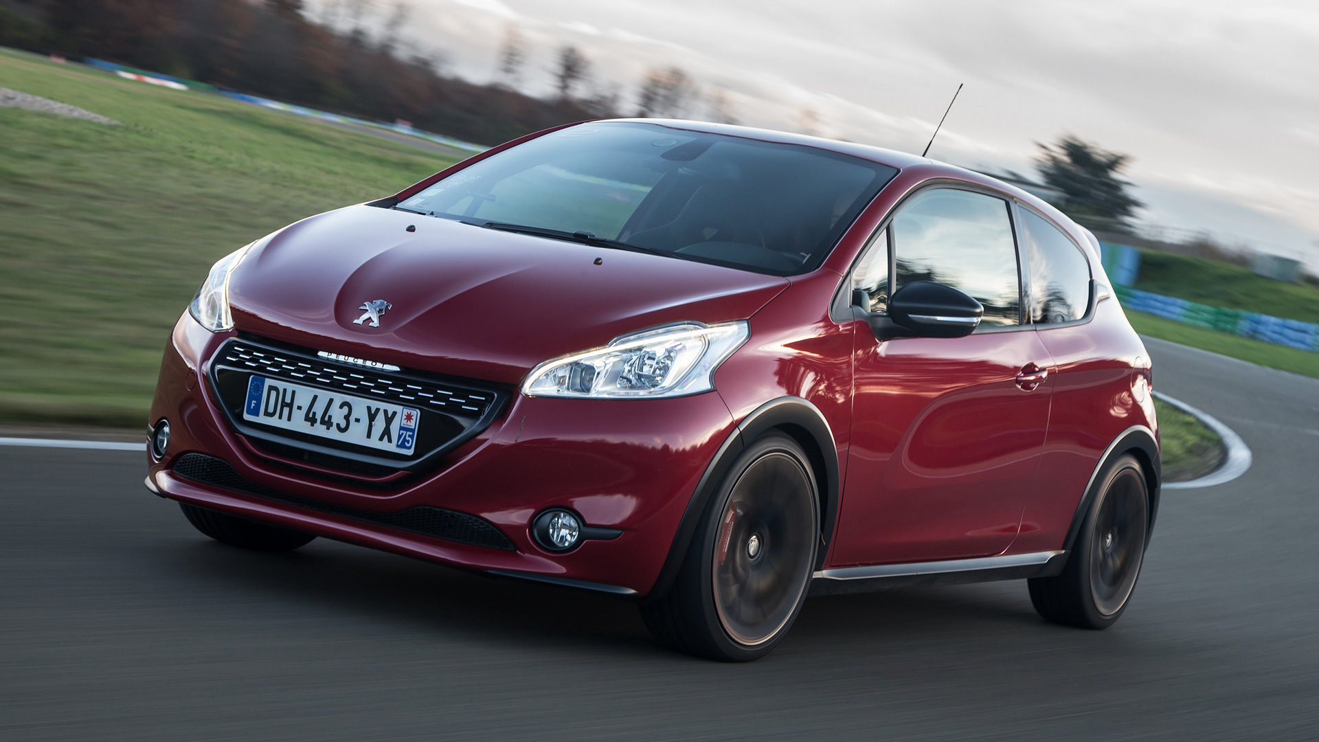 peugeot 208 gti 30th anniversary 2014 wallpapers and hd. Black Bedroom Furniture Sets. Home Design Ideas