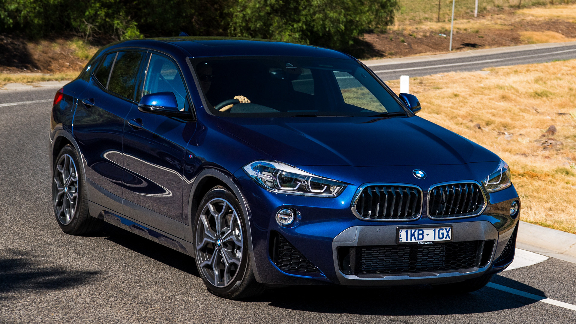 2018 BMW X2 M Sport X (AU) - Wallpapers and HD Images ...