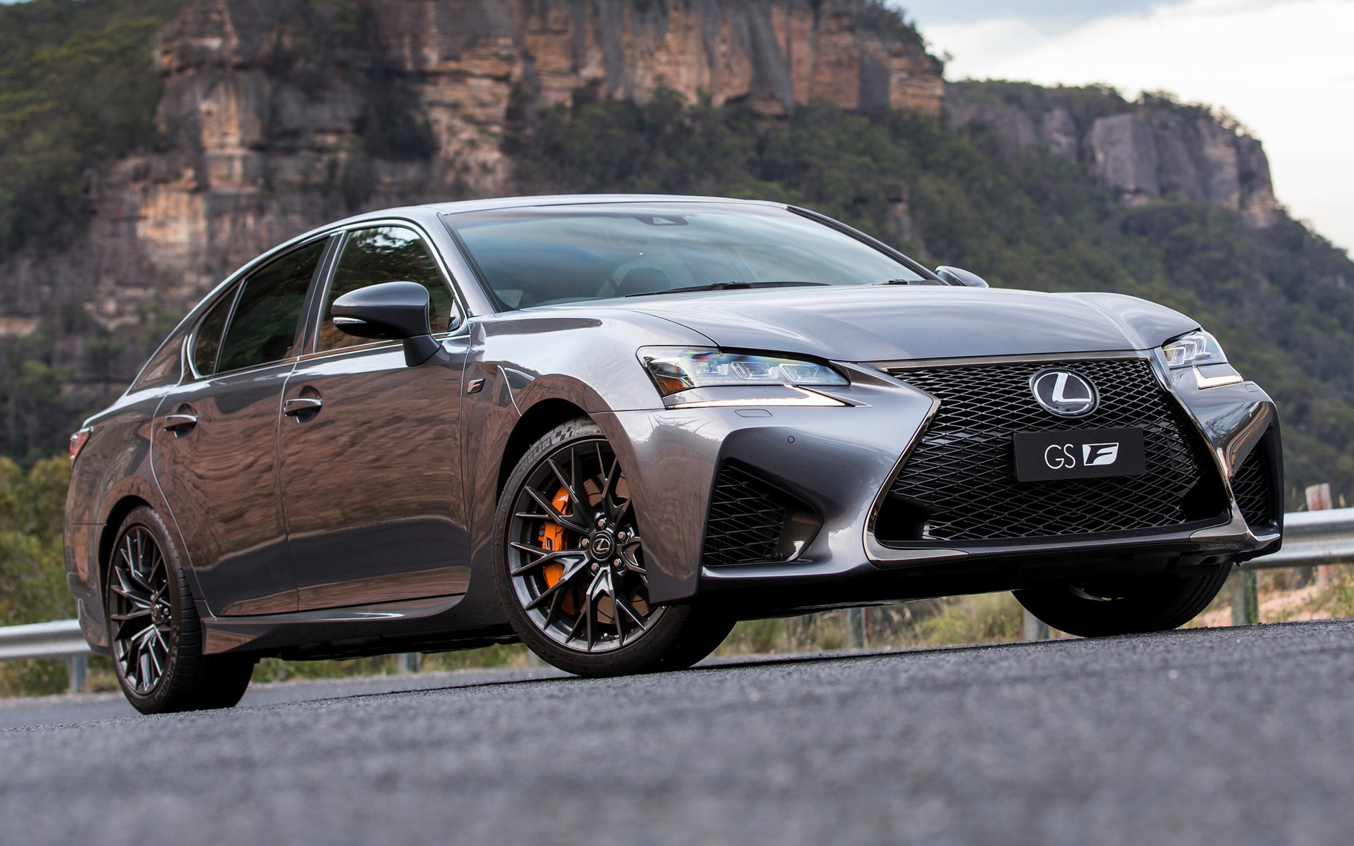 2015 Lexus GS F (AU) - Wallpapers and HD Images | Car Pixel