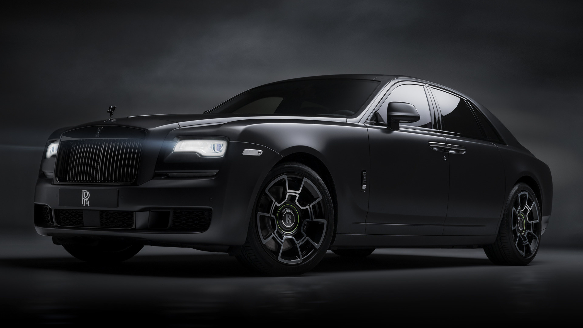 2019 Rolls-Royce Ghost Black Badge - Wallpapers and HD ...