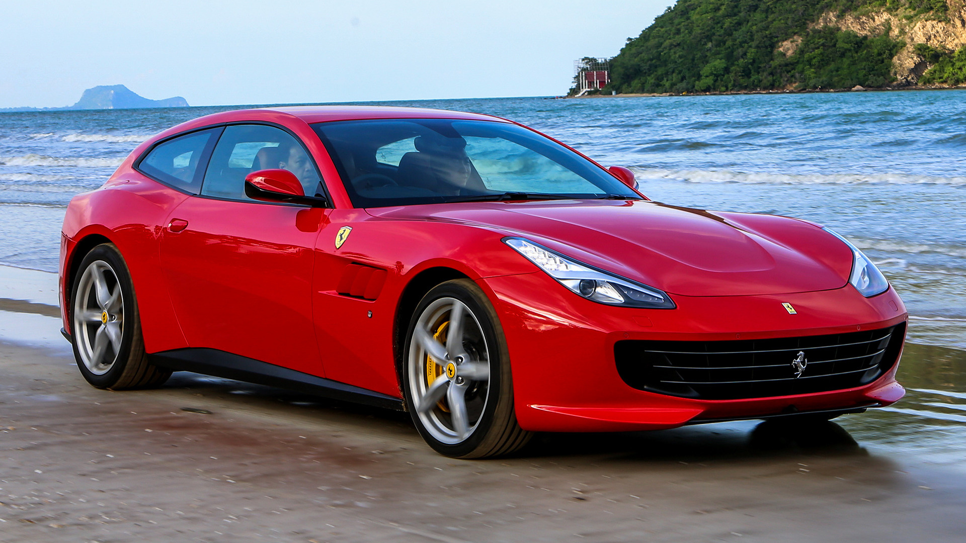 2017 Ferrari GTC4Lusso T (TH) - Wallpapers and HD Images ...