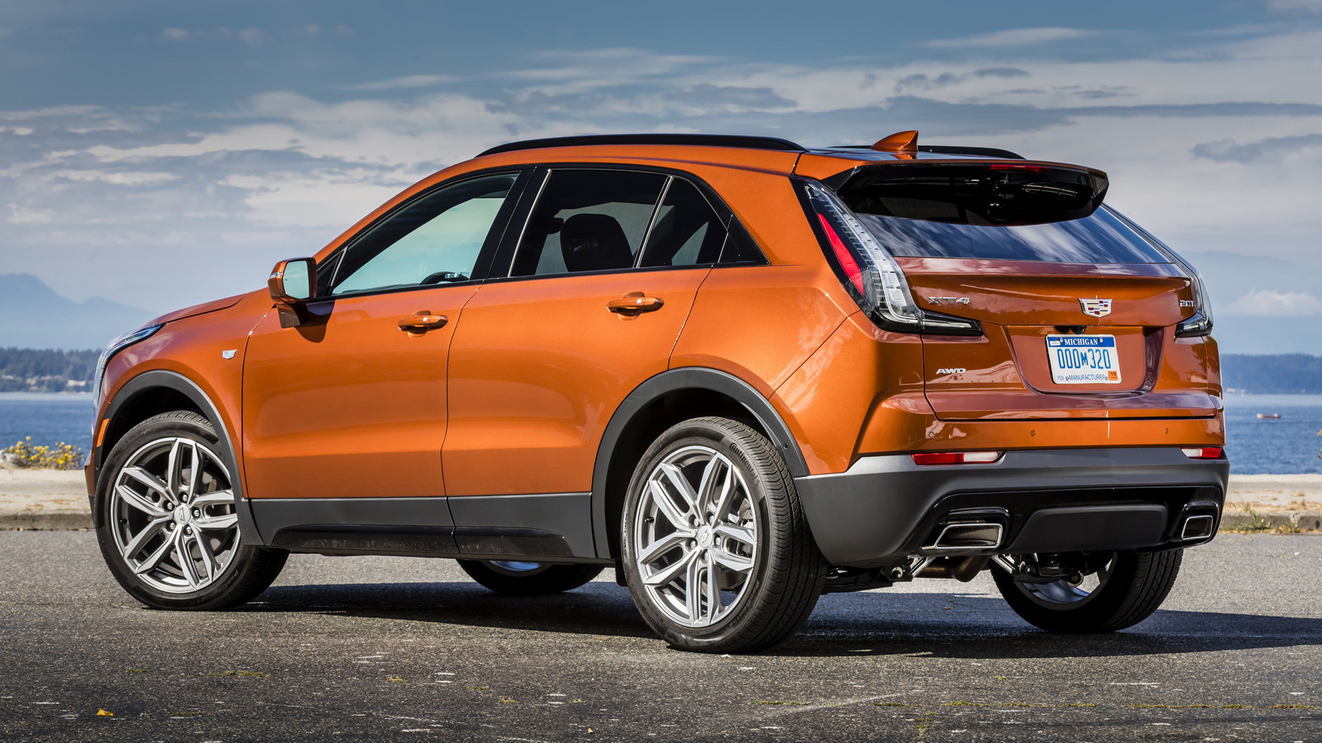 2019 Cadillac XT4 Sport Styling - Wallpapers and HD Images ...