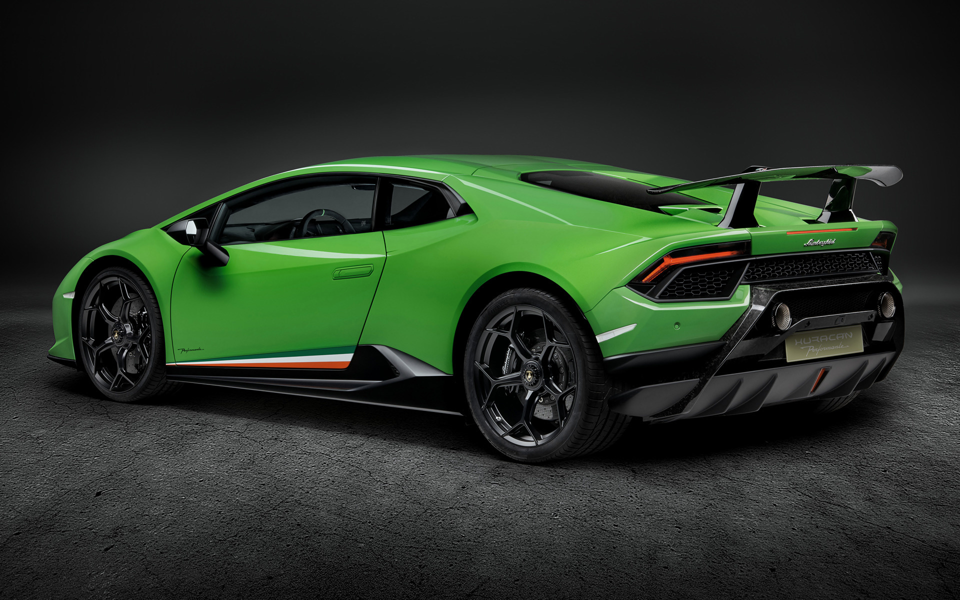 Lamborghini Huracan Performante 2017 Wallpapers And Hd