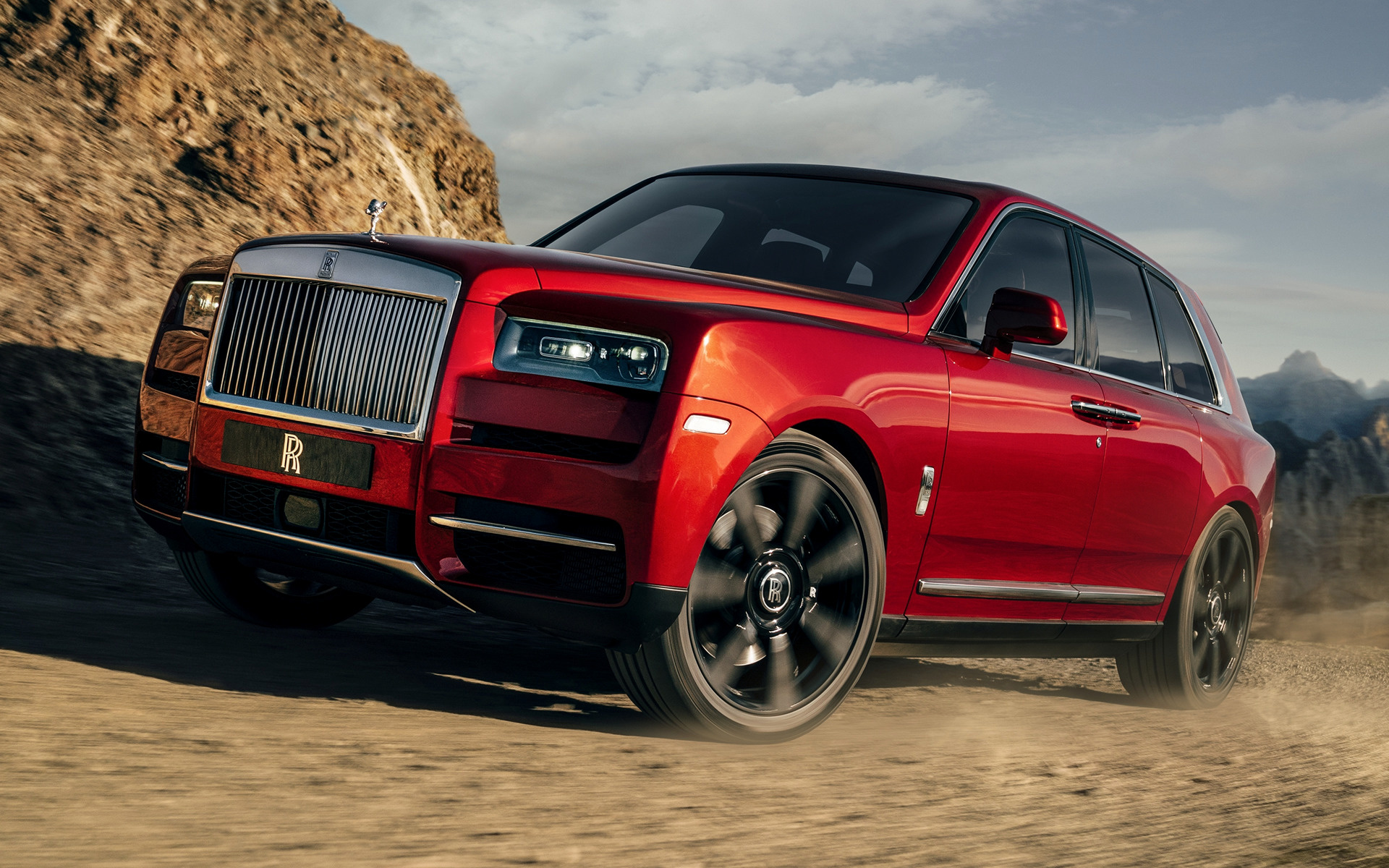 2018 Rolls Royce Cullinan Wallpapers And Hd Images Car Pixel