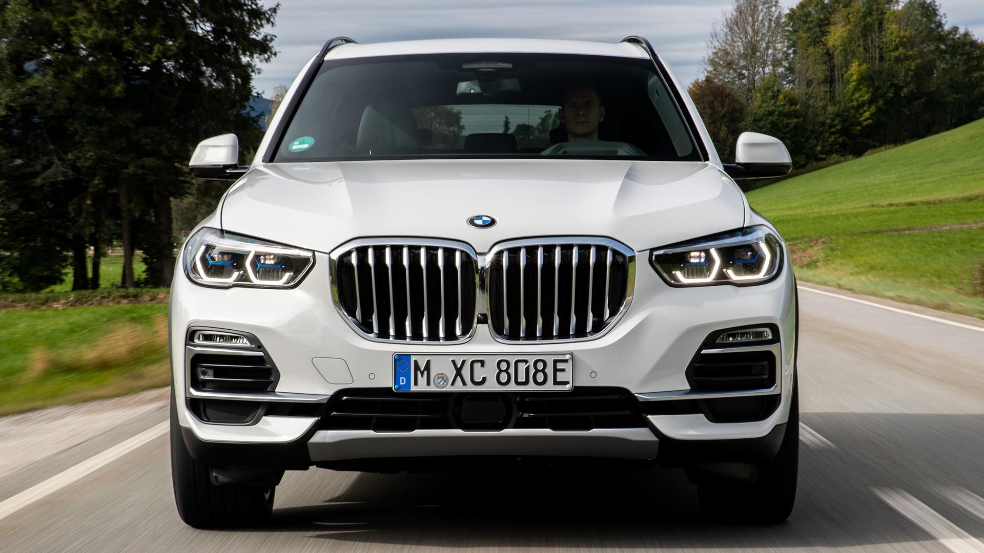 Bmw x5 hybrid 2019