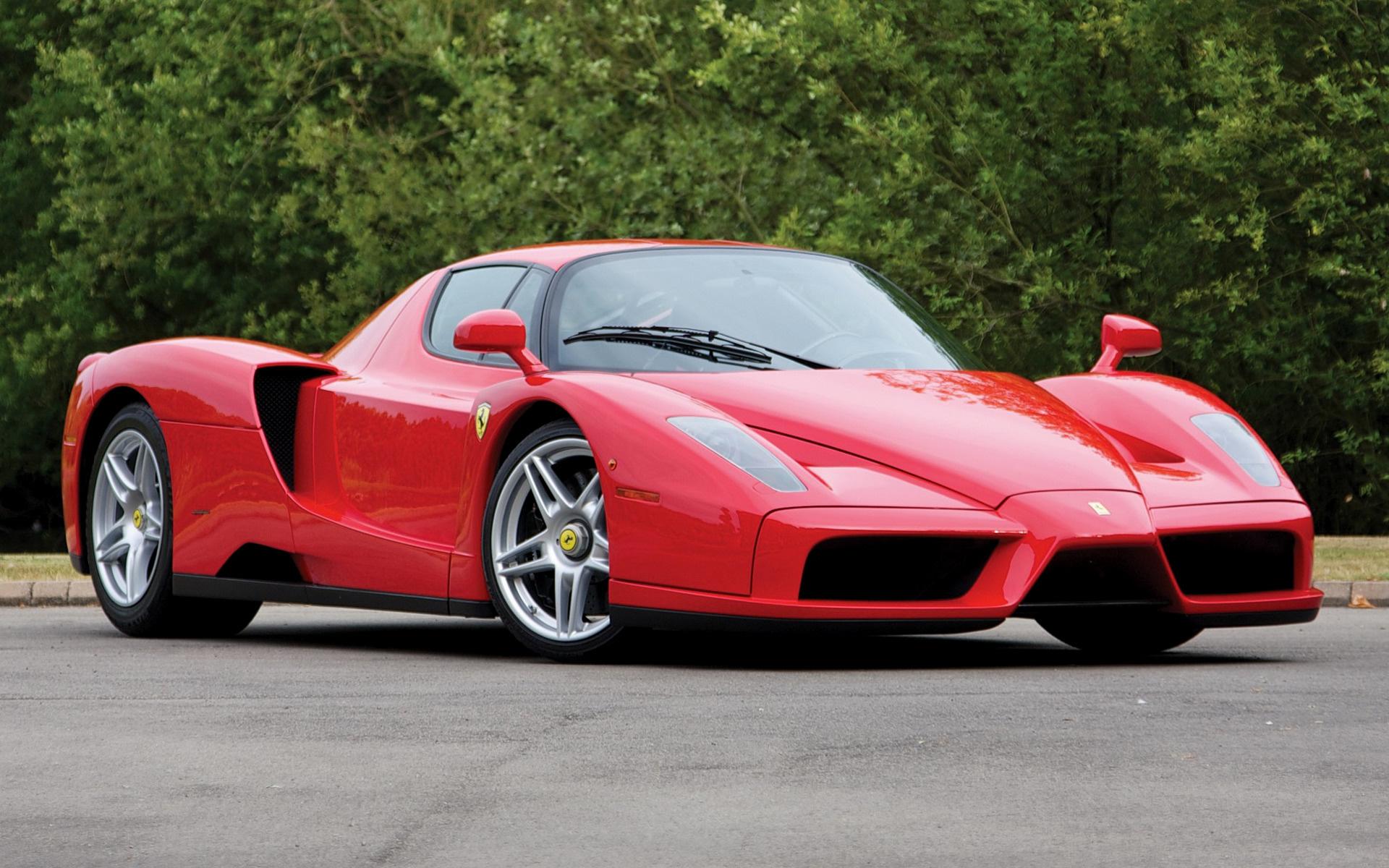 Enzo Ferrari (2002) Wallpapers and HD Images - Car Pixel
