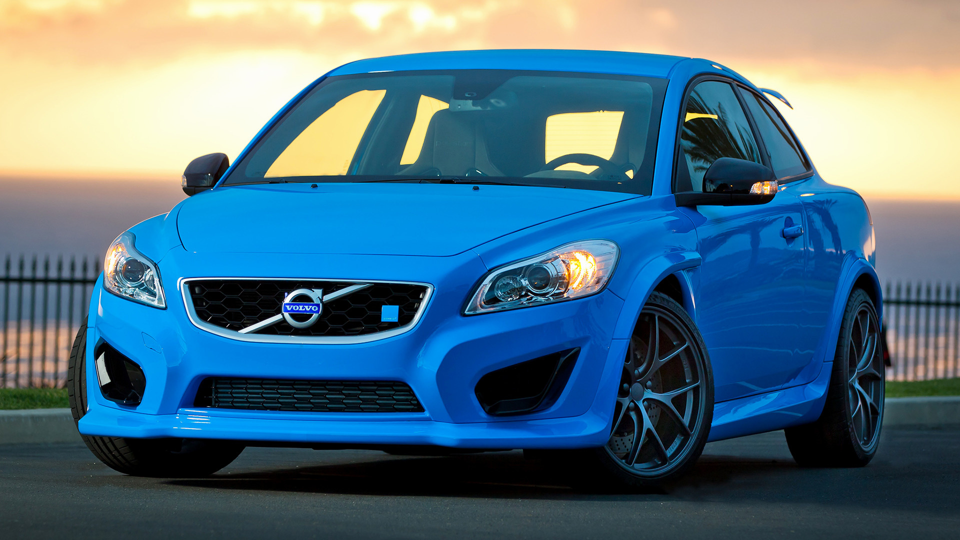 Volvo C30 Polestar Performance Concept 2010 Wallpapers and HD Images  Car Pixel