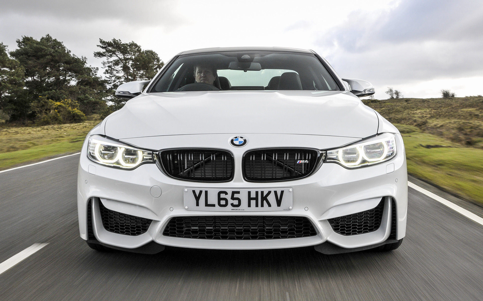 BMW M4 Coupe Competition Package (2016) UK Wallpapers and ...