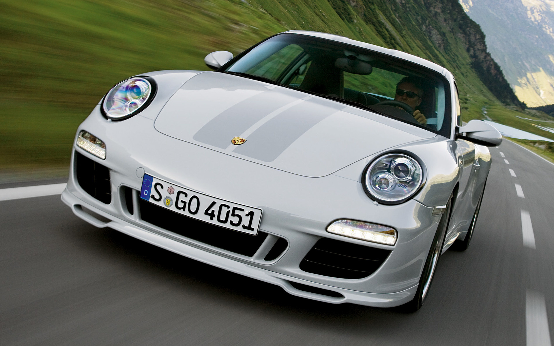 2009 Porsche 911 Sport Classic - Wallpapers And HD Images