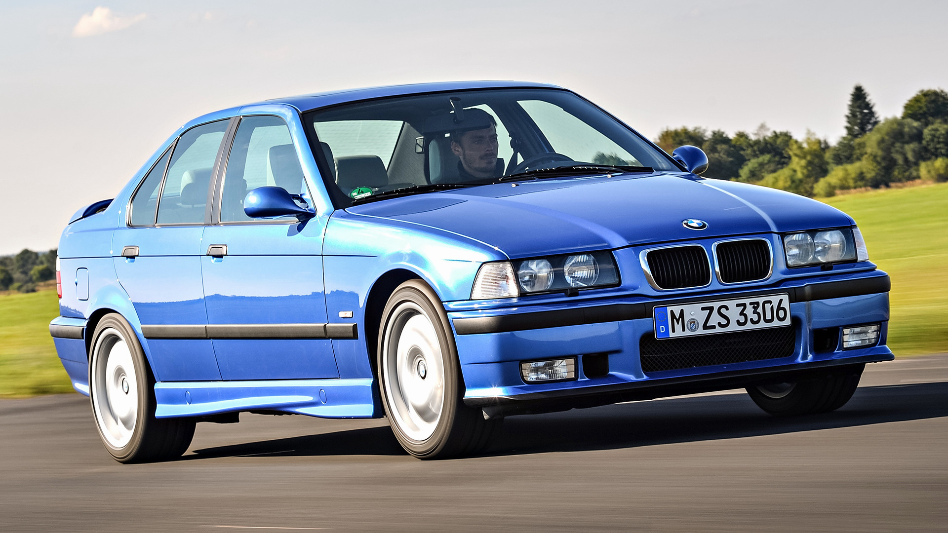 BMW M3 (1994) Wallpapers and HD Images - Car Pixel