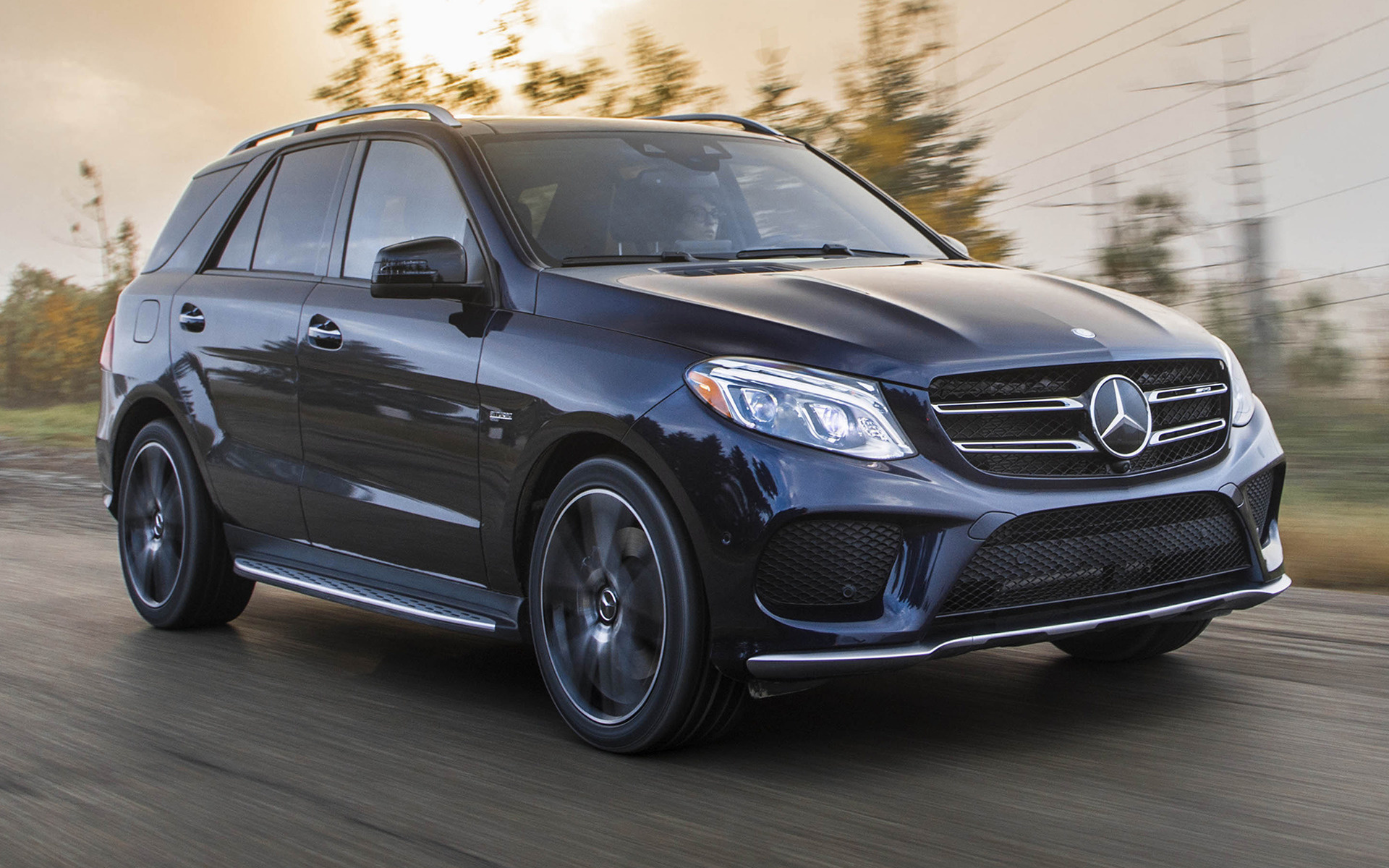 Mercedes Amg Gle 43 2017 Us Wallpapers And Hd Images