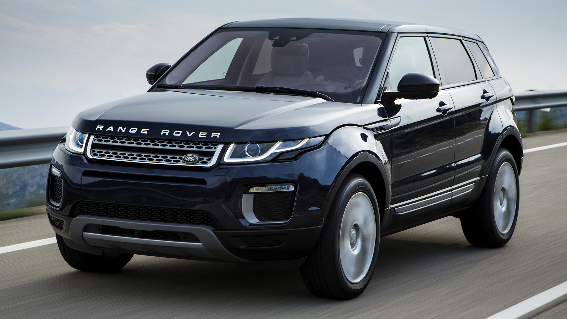 Range Rover Evoque 2015 Wallpapers And Hd Images Car Pixel
