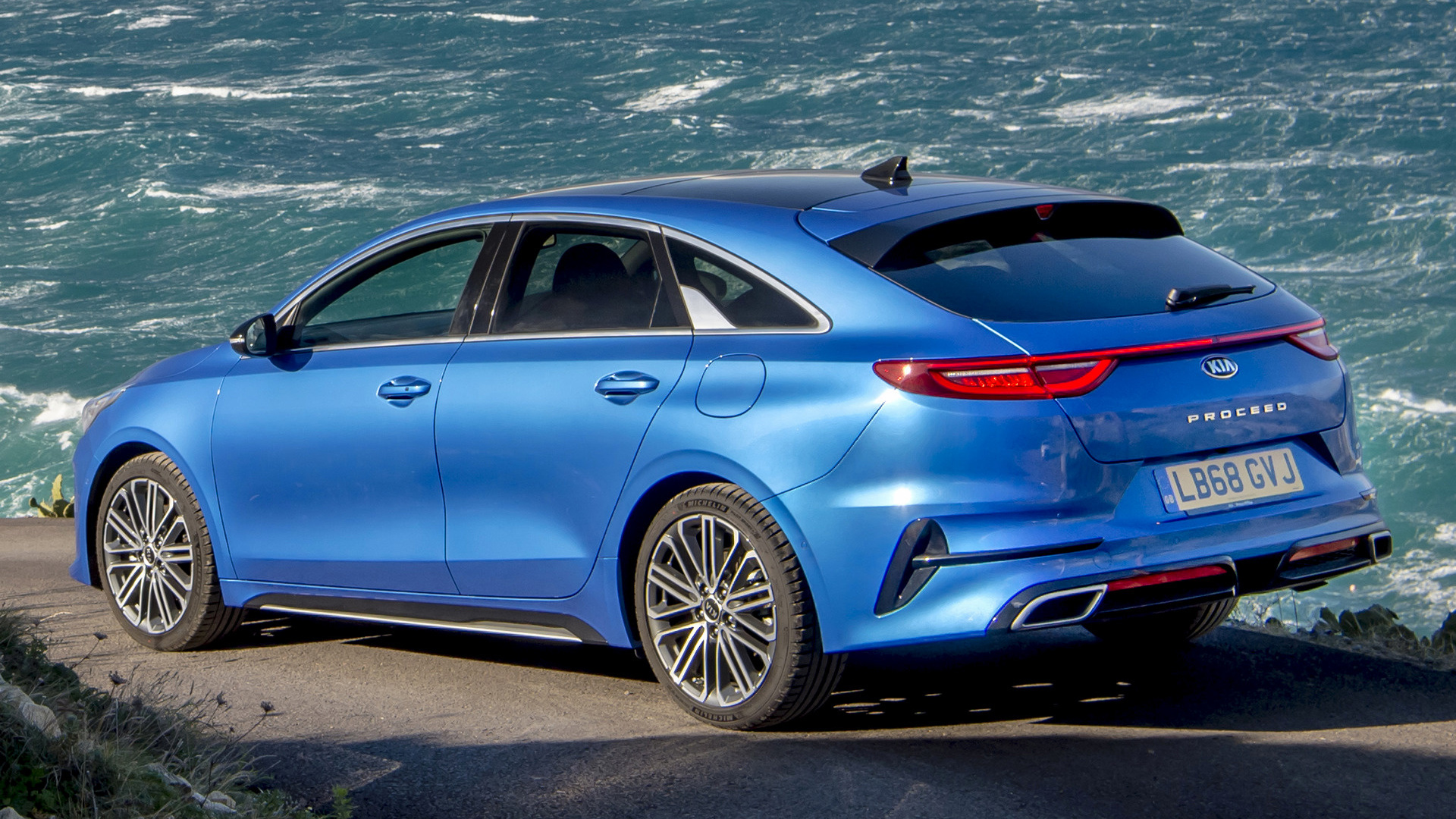 Kia Proceed Gt Line 2019 Uk Wallpapers And Hd Images
