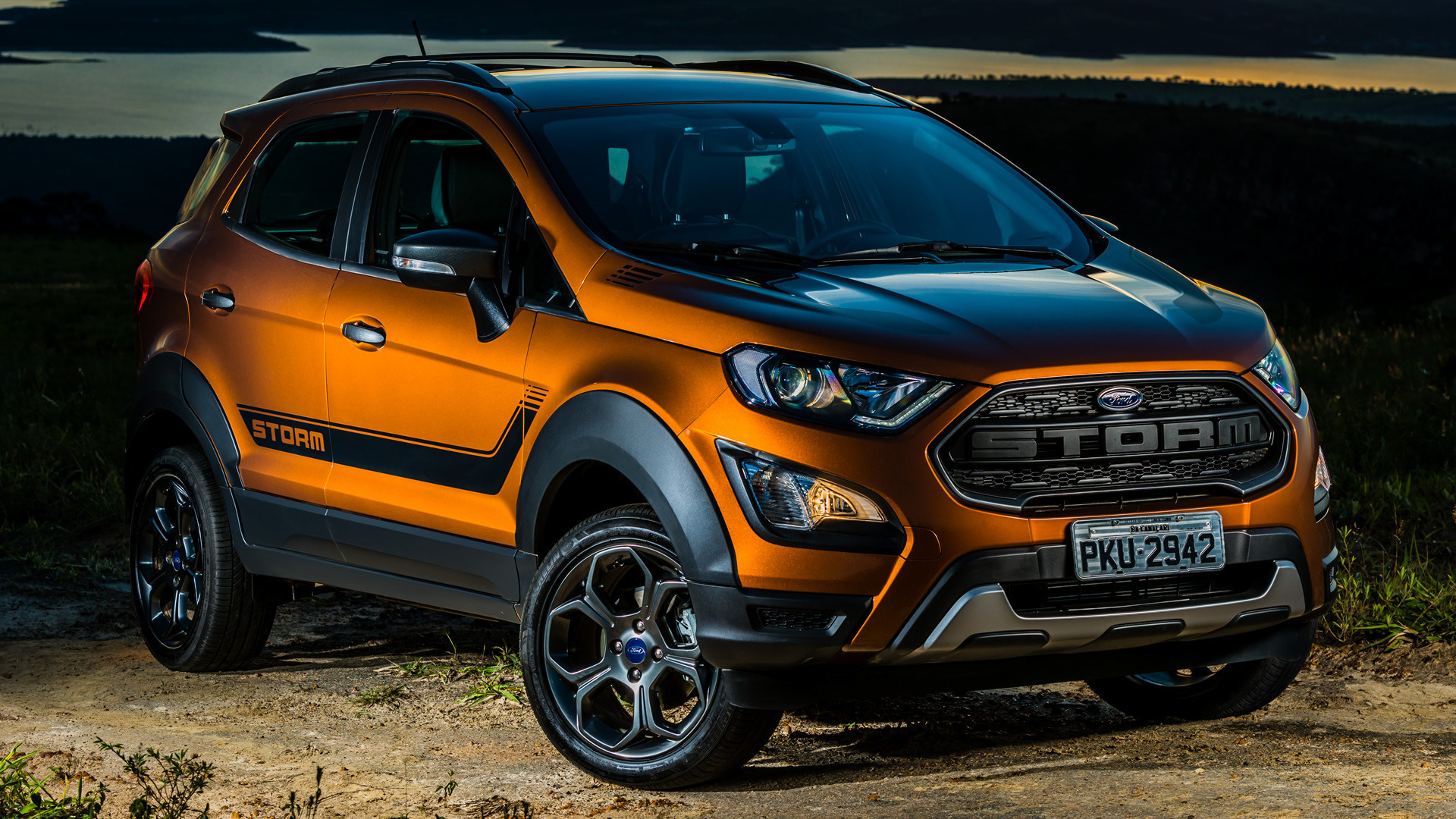 Land Rover Sport 2017 >> 2018 Ford EcoSport Storm (BR) - Wallpapers and HD Images | Car Pixel