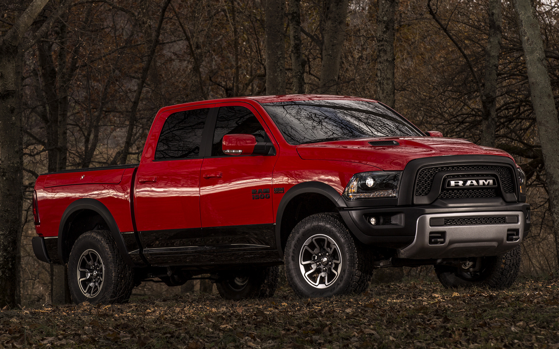 2015 Ram 1500 Rebel Crew Cab - Wallpapers and HD Images ...