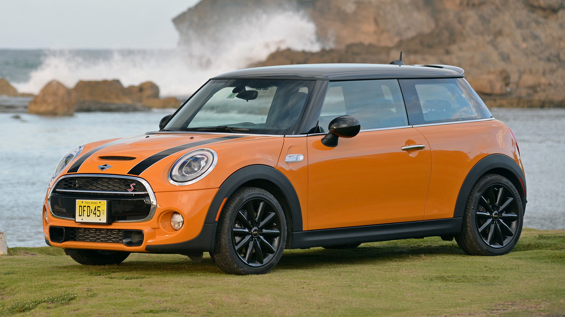 Mini Cooper S 3 Door 2014 Us Wallpapers And Hd Images Car Pixel