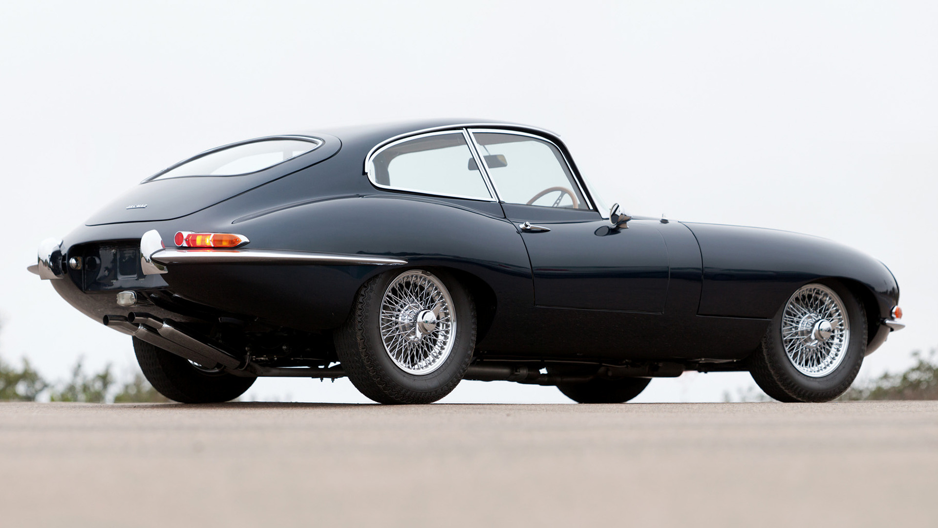 Jaguar e type fixed head coupe 1961 uk wallpapers and hd images car pixel - Jaguar e type fixed head coupe ...