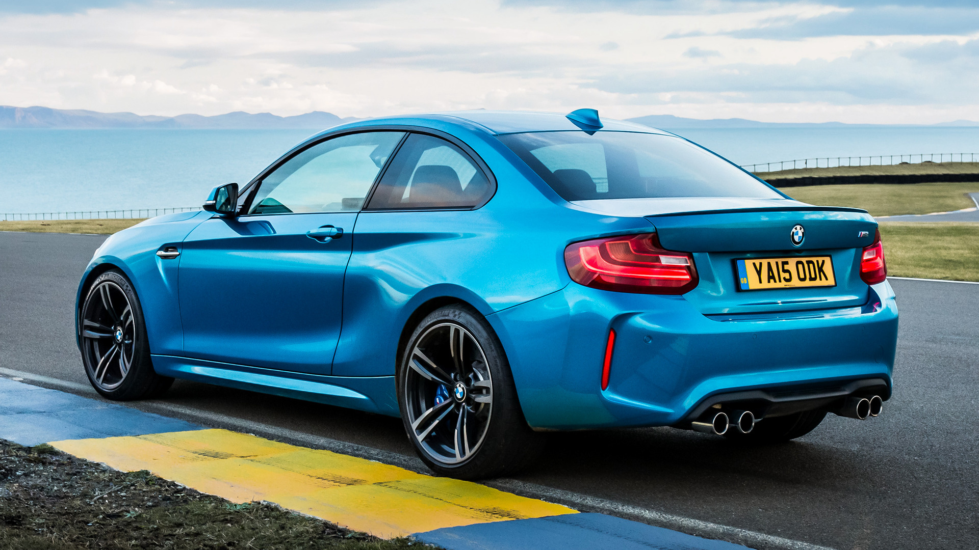 2016 BMW M2 Coupe (UK) - Wallpapers and HD Images | Car Pixel