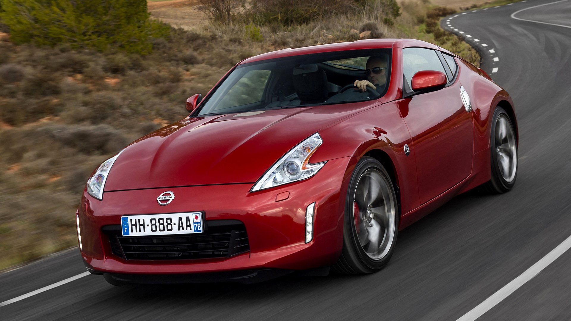 2012 Nissan 370z Wallpapers And Hd Images Car Pixel