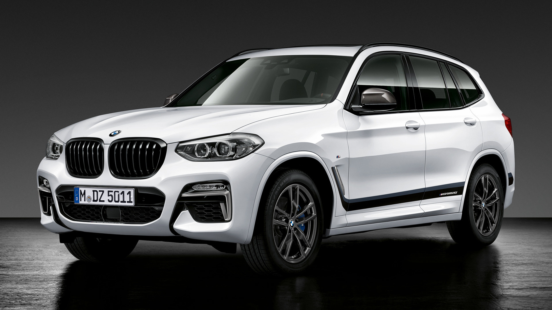 2018 BMW X3 with M Performance Parts - Wallpapers and HD ...