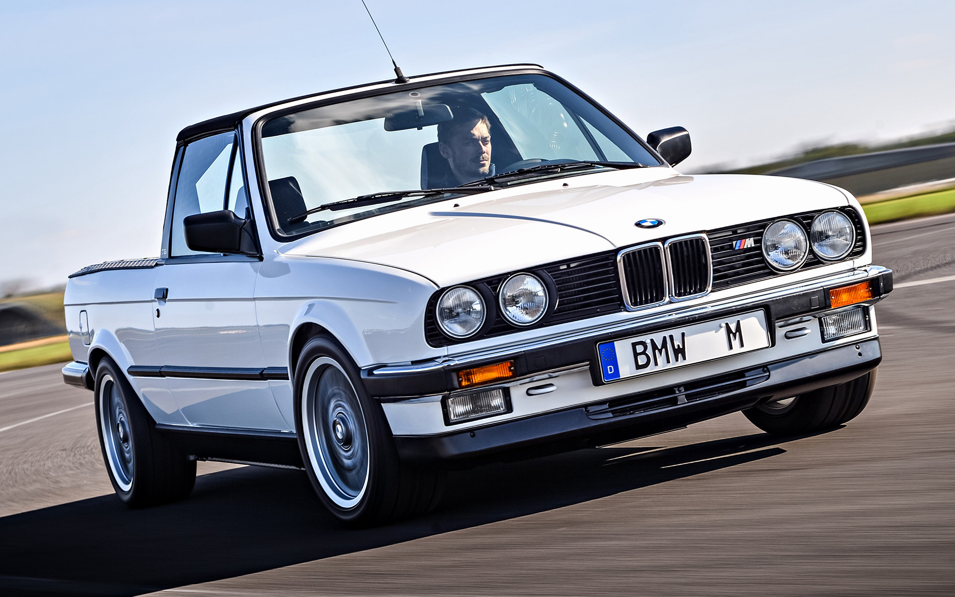 1986 BMW M3 Pickup - Wallpapers and HD Images | Car Pixel