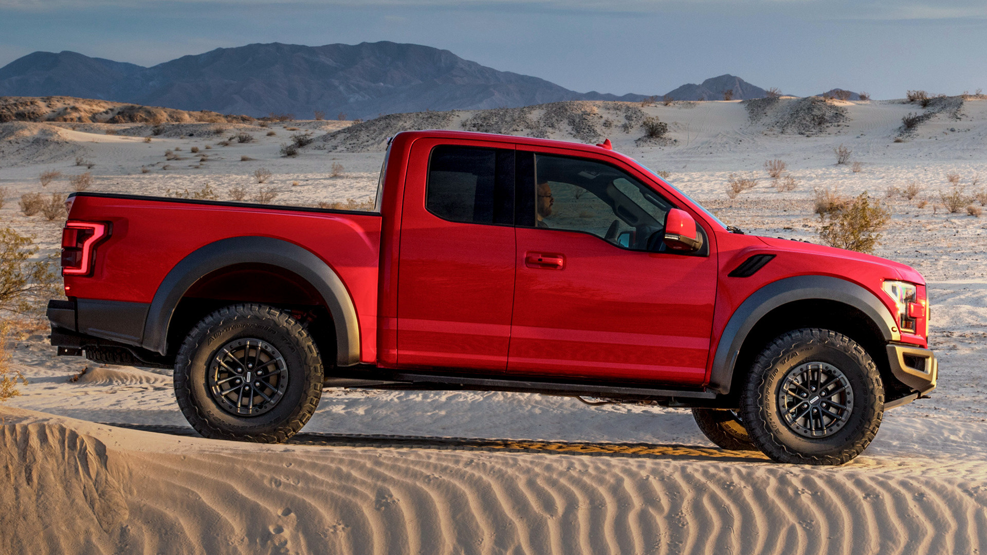 2019 Ford F-150 Raptor SuperCab - Wallpapers and HD Images | Car Pixel