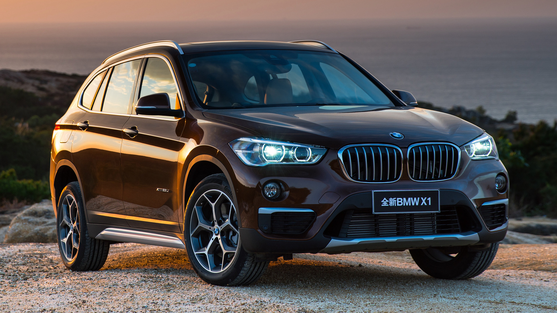 2016 BMW X1 LWB (CN) - Wallpapers and HD Images | Car Pixel
