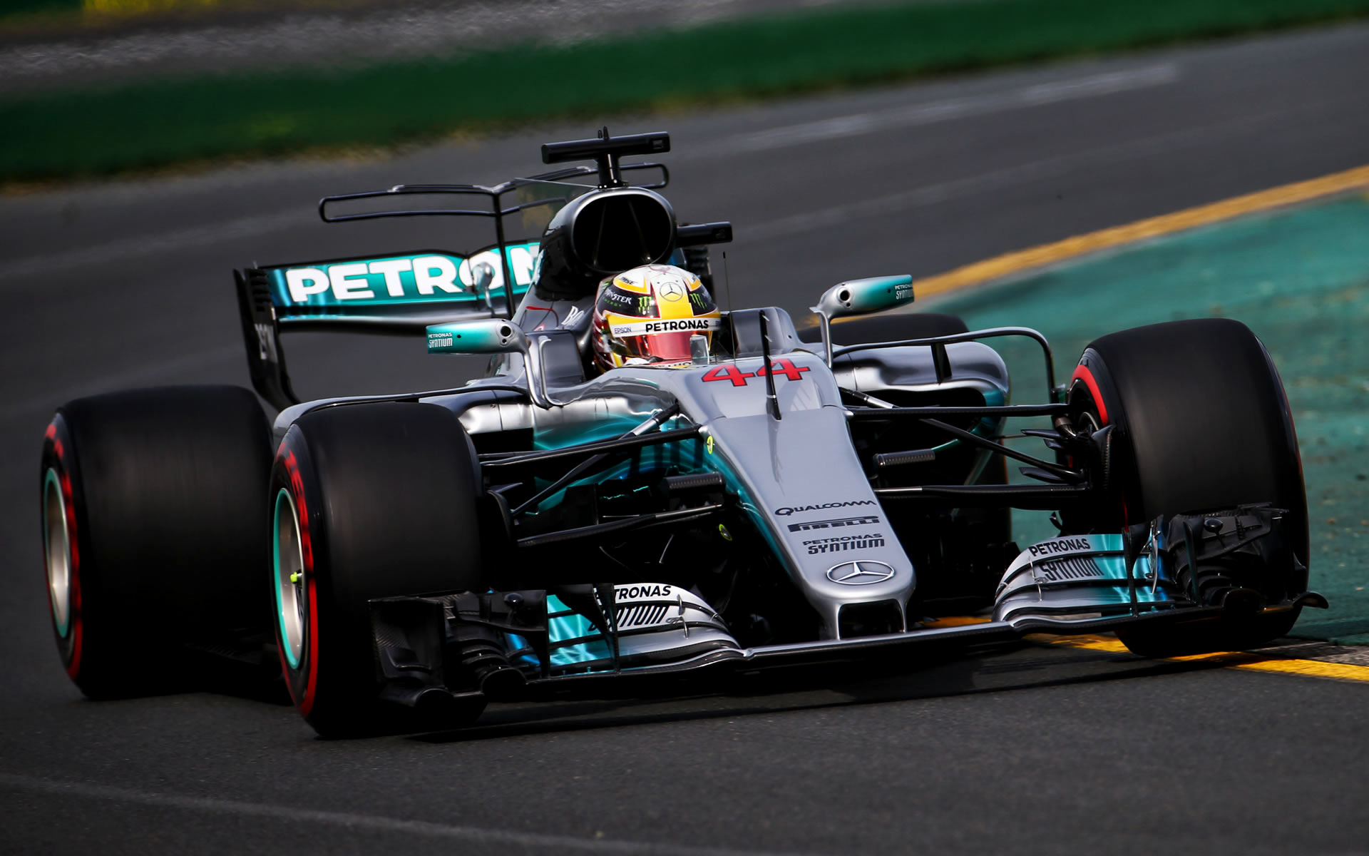 2017 Mercedes-AMG F1 W08 EQ Power+ - Wallpapers and HD ...