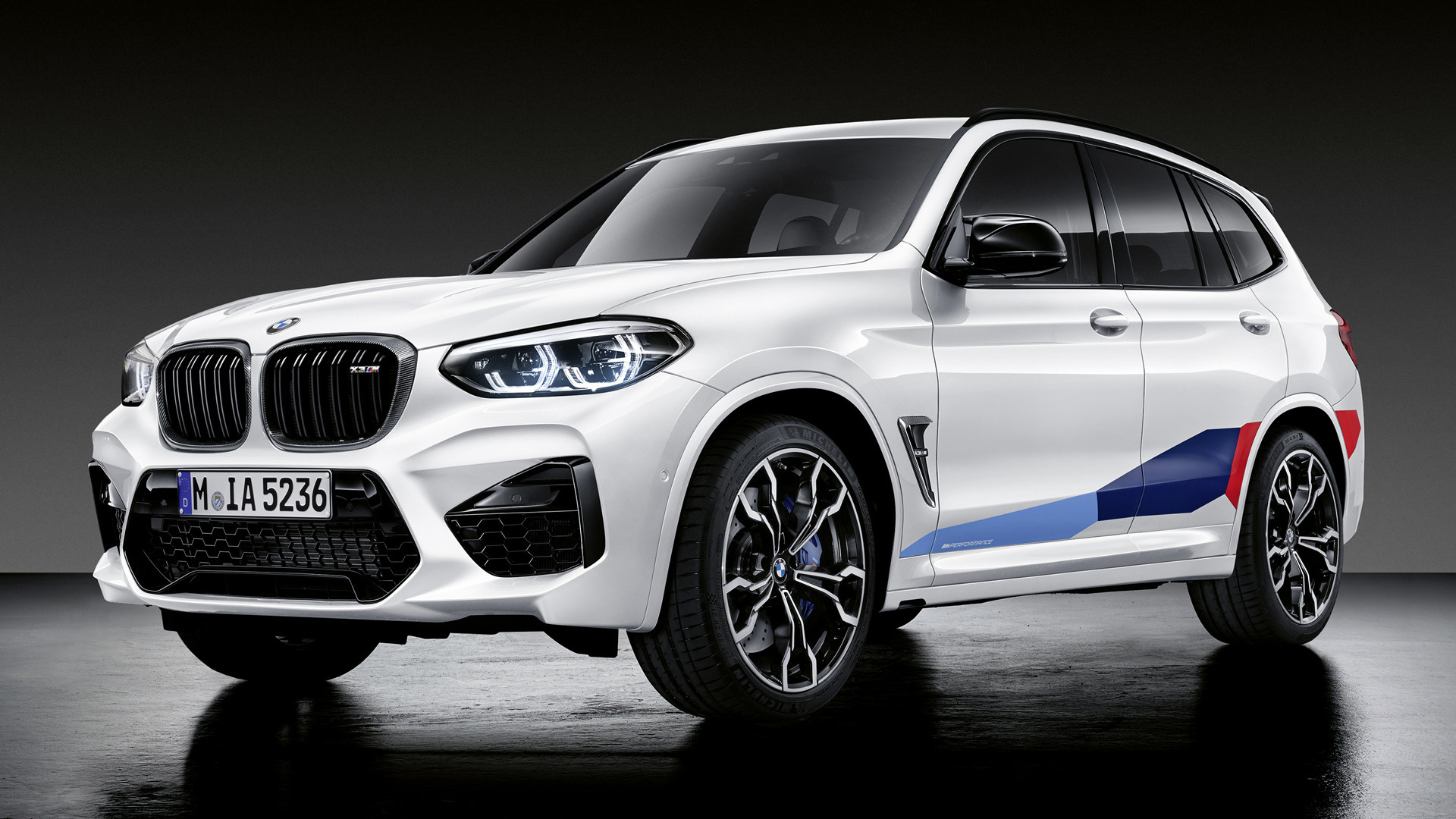 2019 Bmw X3 M With M Performance Parts