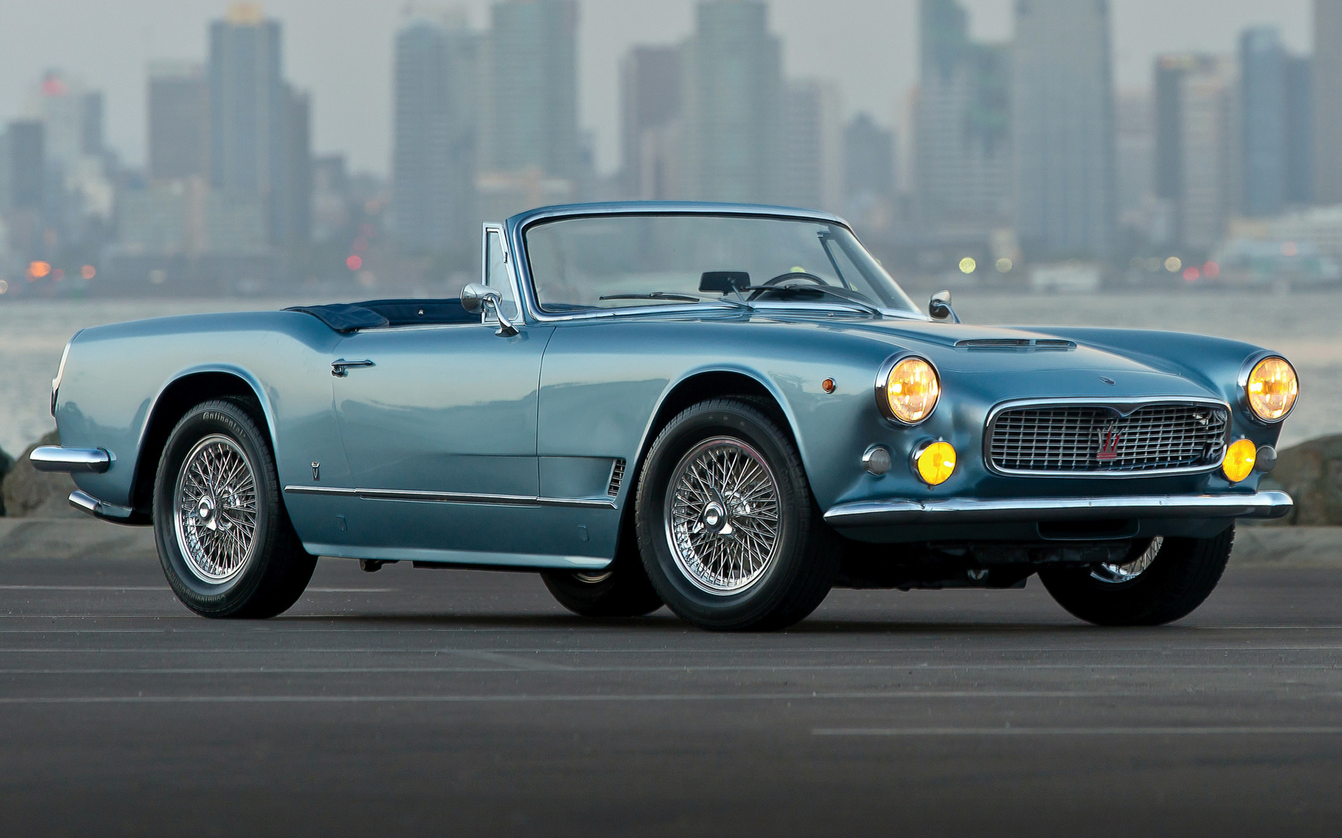 1960 Maserati 3500 GT Spyder - Wallpapers and HD Images ...