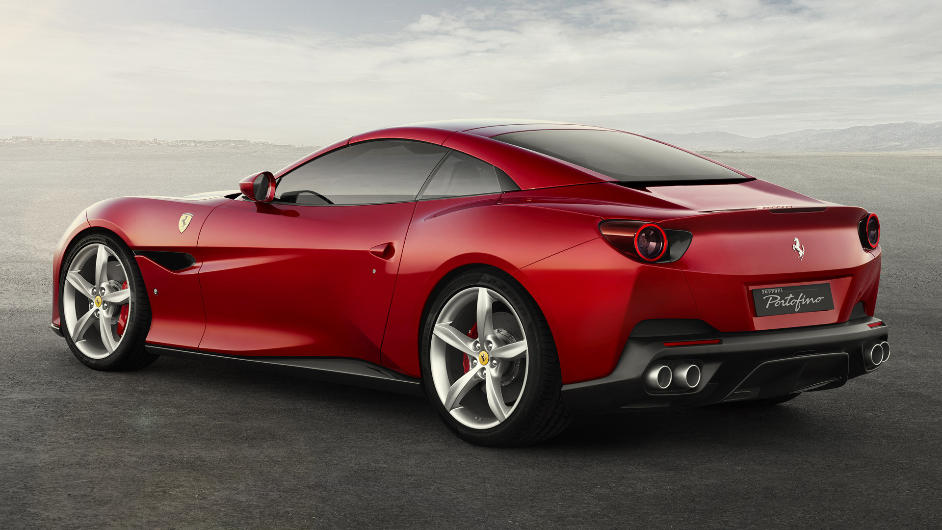 2018 Ferrari Portofino Wallpapers And Hd Images Car Pixel