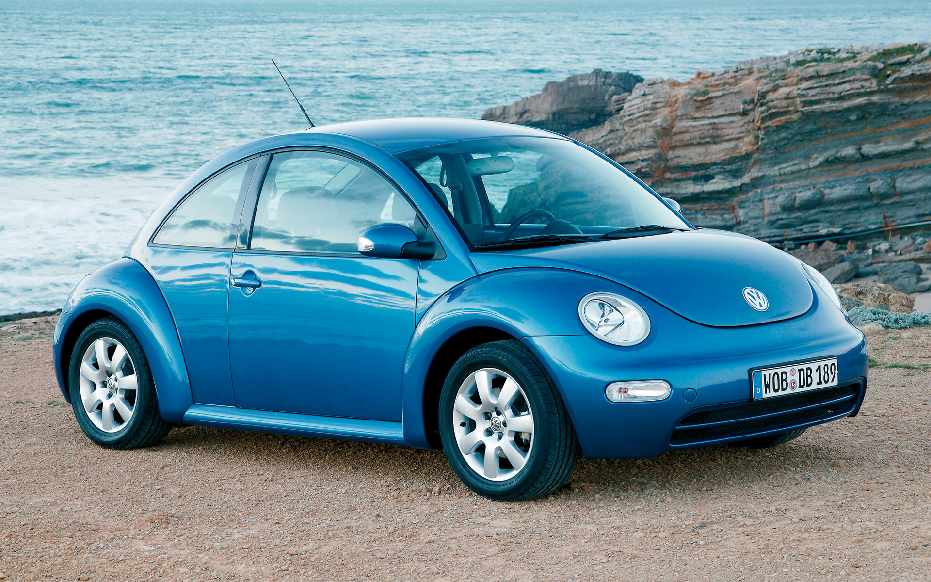 1998 Volkswagen New Beetle - Wallpapers and HD Images ...