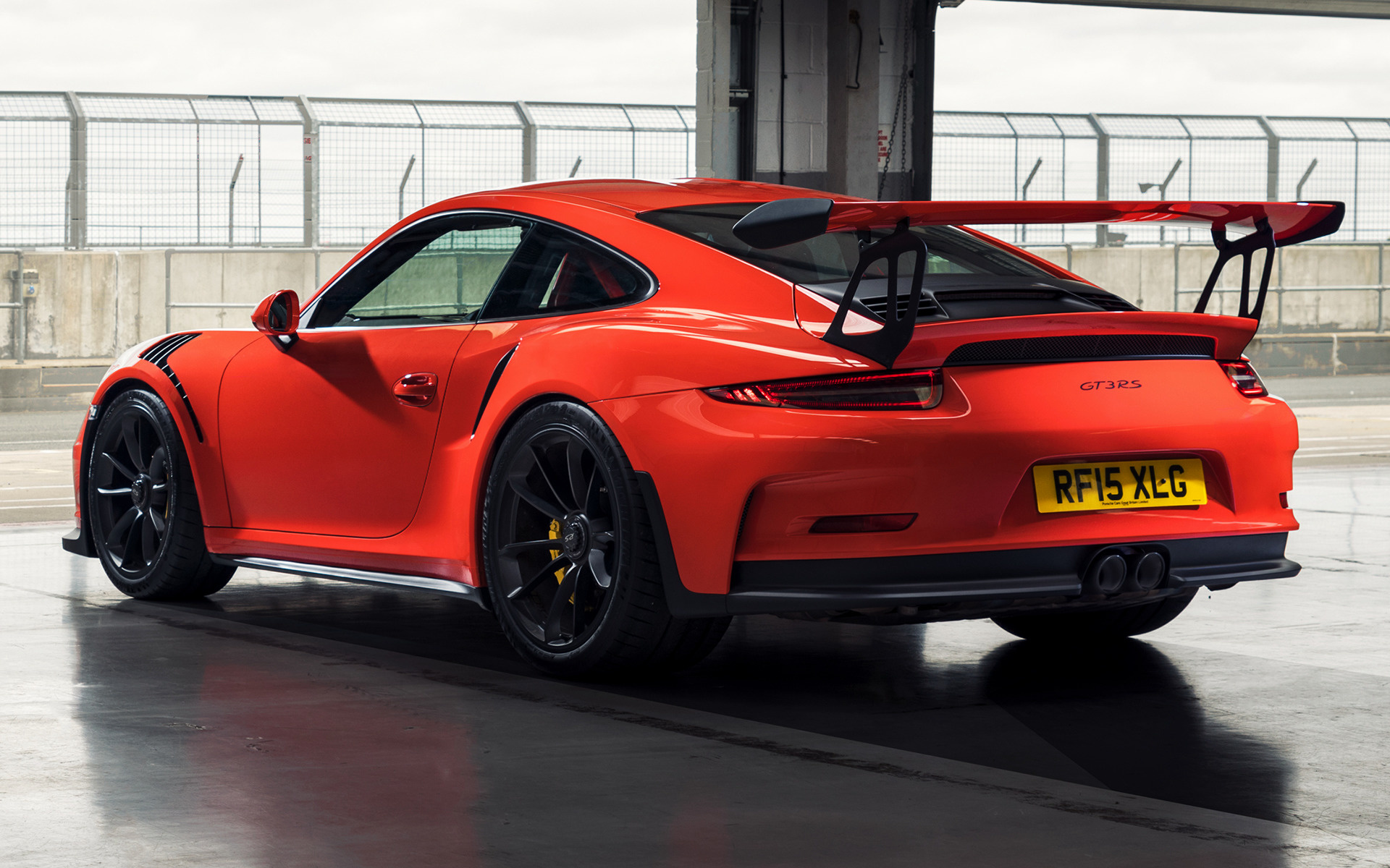 2015 Porsche 911 GT3 RS (UK) - Wallpapers and HD Images ...