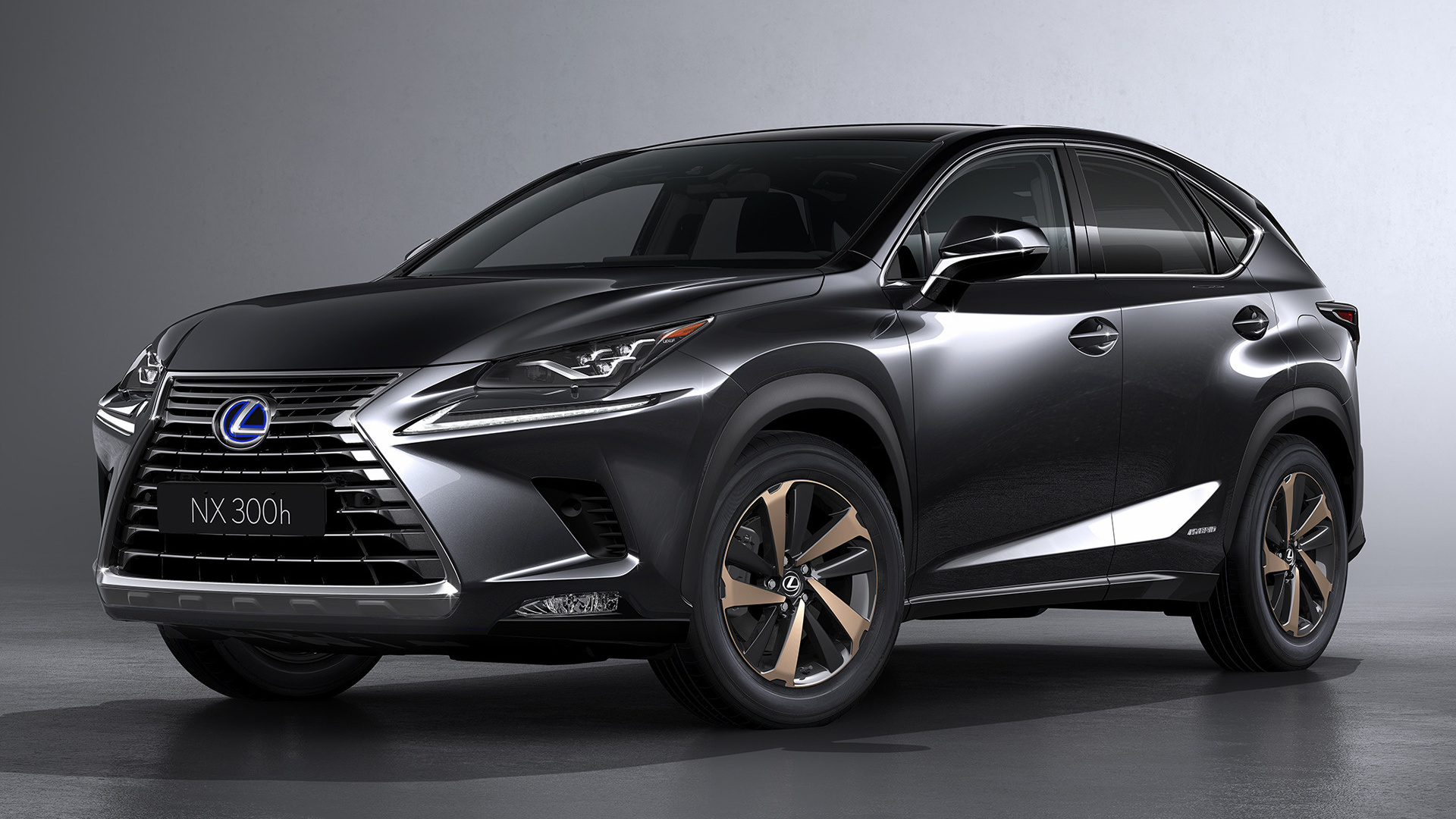 2017 Lexus NX Hybrid - Wallpapers and HD Images | Car Pixel