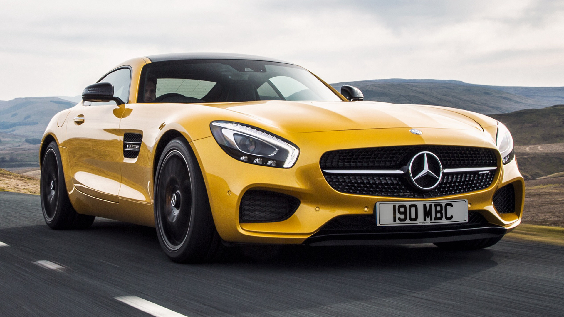 Mercedes-AMG GT S (2015) UK Wallpapers and HD Images - Car Pixel