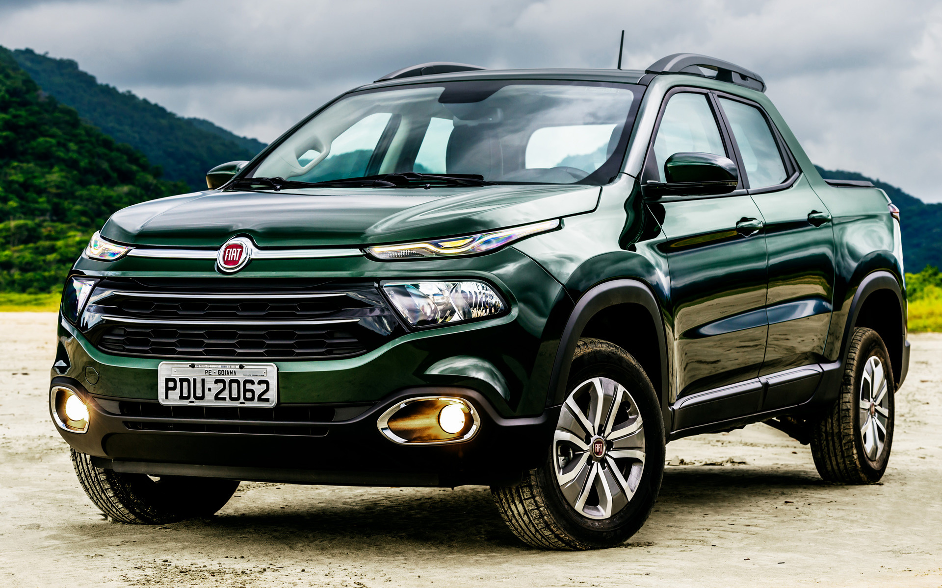 Fiat Toro Freedom (2016) Wallpapers and HD Images - Car Pixel