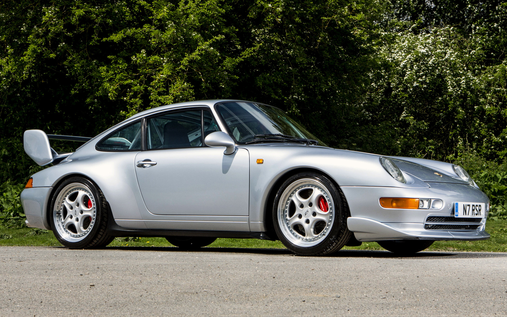 Porsche 911 Carrera Rs Clubsport 1995 Uk Wallpapers And