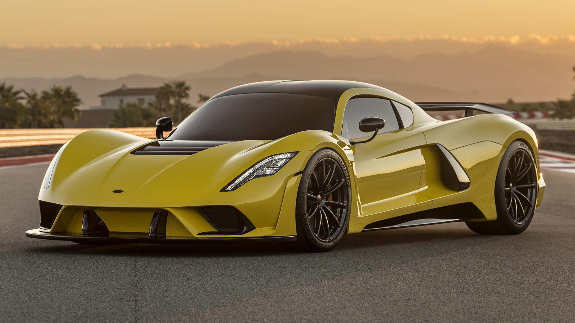 Nissan Sports Car >> 2019 Hennessey Venom F5 - Wallpapers and HD Images | Car Pixel