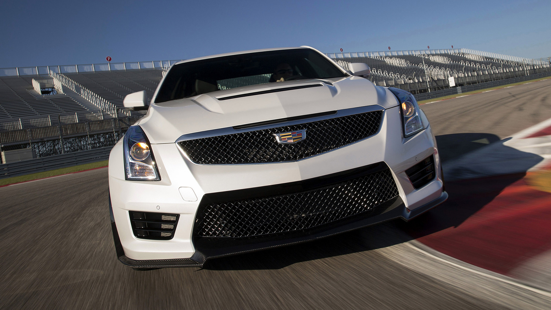 2016 Cadillac ATS-V - Wallpapers and HD Images | Car Pixel