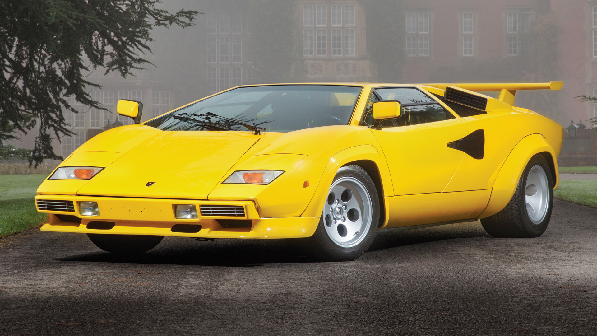 lamborghini countach s 1978 wallpapers and hd images. Black Bedroom Furniture Sets. Home Design Ideas