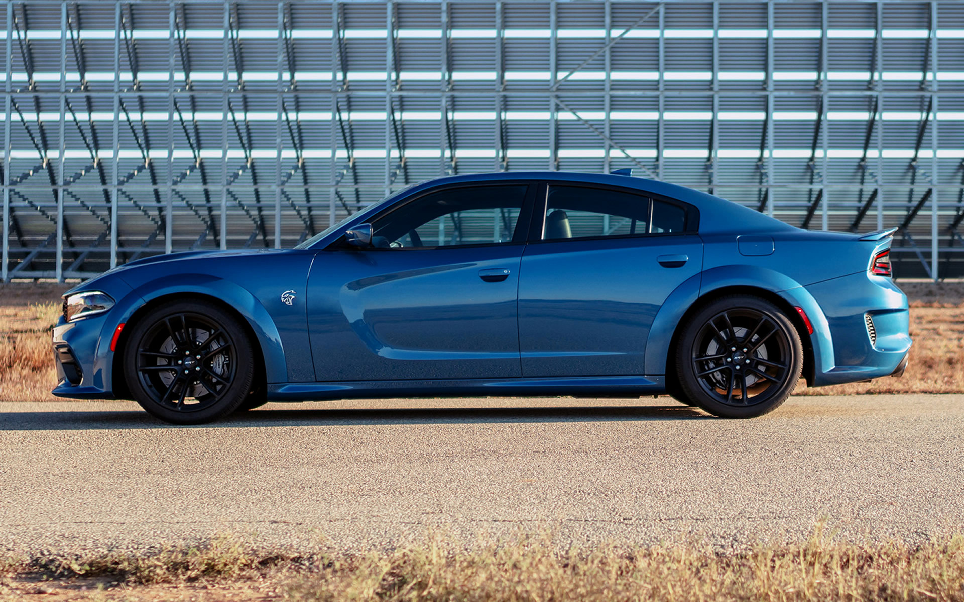 2020 Dodge Charger Srt Hellcat Widebody Wallpapers And